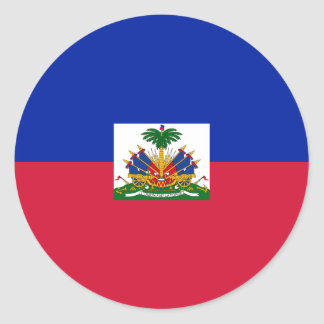Flag of Haiti Sticker