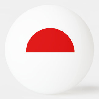 Flag of Hesse Ping Pong Ball