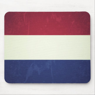 Flag of Holland Mouse Pad