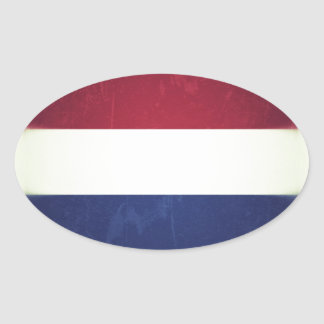Flag of Holland Stickers