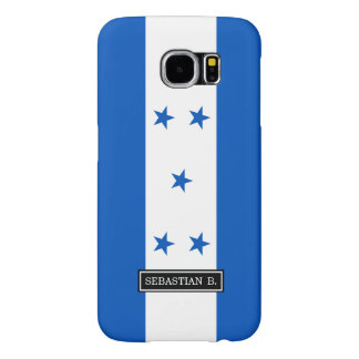 Flag of Honduras Samsung Galaxy S6 Cases