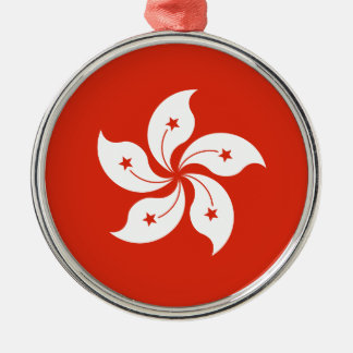 Flag of Hong Kong Bauhinia Blakeana HK Flag Ornaments