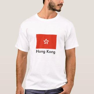 Flag of Hong Kong T Shirt