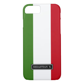 Flag of Hungary iPhone 7 Case