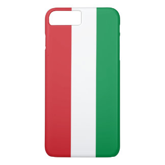 Flag of Hungary iPhone 7 Plus Case
