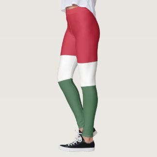 Flag of Hungary Leggings