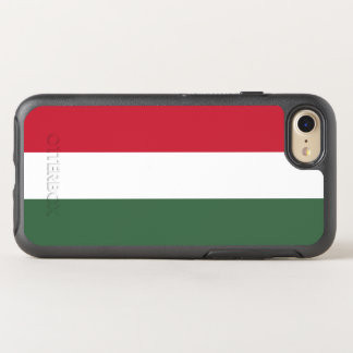 Flag of Hungary OtterBox iPhone Case