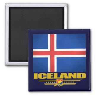 Flag of Iceland Magnet