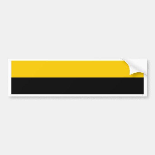 Flag of IJsselstein Bumper Sticker