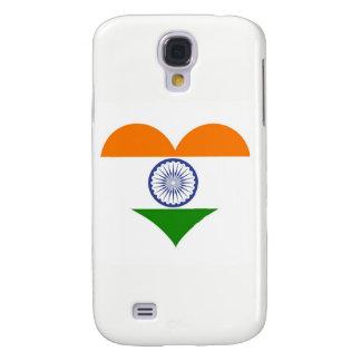 Flag of India Ashoka Chakra Galaxy S4 Case