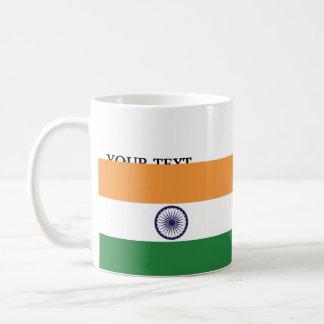 Flag of India Coffee Mug