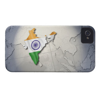 Flag of India iPhone 4 Case-Mate Cases