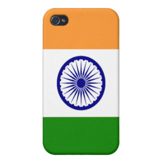 Flag of India iPhone 4 Cases