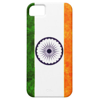 Flag of India iPhone 5 Cases
