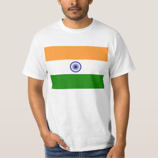 Flag of India T Shirt