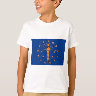 Flag of Indiana T-Shirt