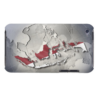 Flag of Indonesia iPod Touch Case-Mate Case