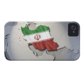 Flag of Iran iPhone 4 Cover