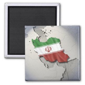 Flag of Iran Magnet