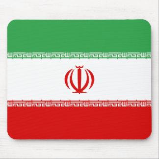 Flag of Iran Mouse Mat