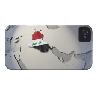 Flag of Iraq iPhone 4 Covers