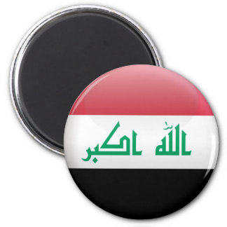 Flag of Iraq Magnet