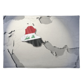 Flag of Iraq Placemat