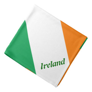 Flag of Ireland Bandanas
