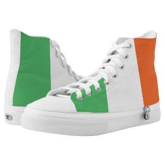 Flag Of Ireland High Tops