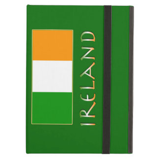 Flag of Ireland iPad Air Case