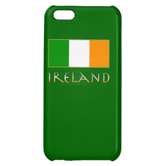 Flag of Ireland iPhone 5C Cases