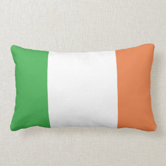 Flag of Ireland Lumbar Cushion