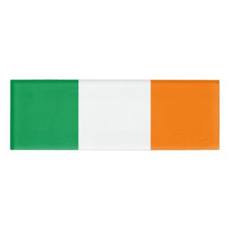 Flag of Ireland Name Tag