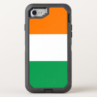 Flag of Ireland OtterBox Defender iPhone 7 Case
