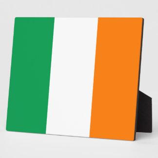 Flag of Ireland Plaque