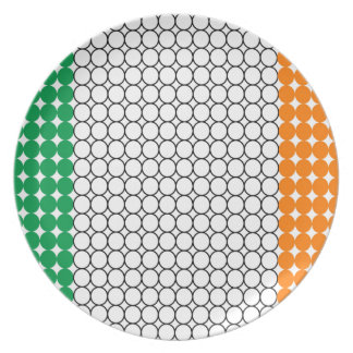 Flag of Ireland Plate
