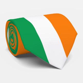 Flag of Ireland Shamrock Tie