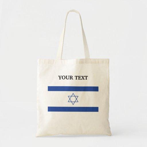 Flag of Israel Bags