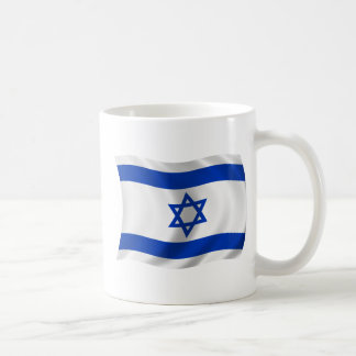 Flag of Israel Coffee Mug