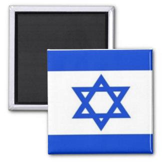 Flag of Israel (Magnet of Refrigerator)