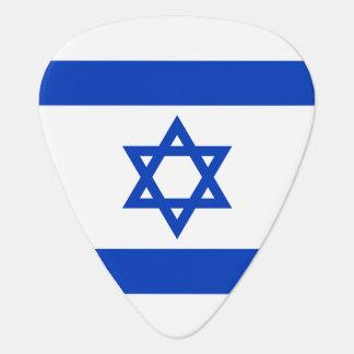 Flag of Israel Plectrum