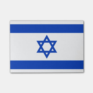 Flag of Israel Post-it® Notes