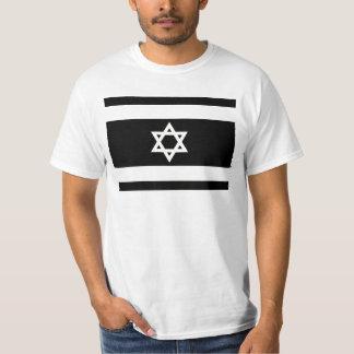 Flag of Israel - Star of David מגן דוד T-Shirt