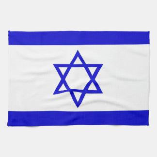 Flag of Israel Tea Towel
