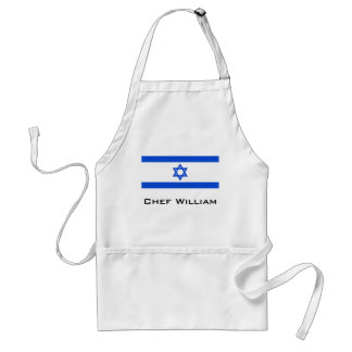 Flag of Israeli Standard Apron