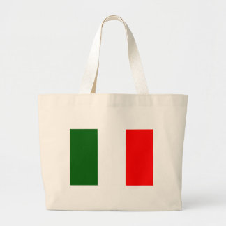 Flag of Italy Canvas Bag