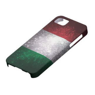 Flag of Italy Barely There iPhone 5 Case