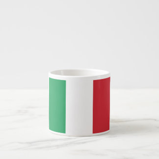 Flag of Italy Espresso Cup