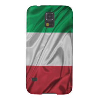 Flag of Italy Galaxy S5 Cover