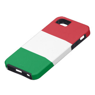 Flag of Italy iPhone 5 Covers